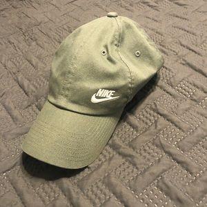 Nike Green Hat